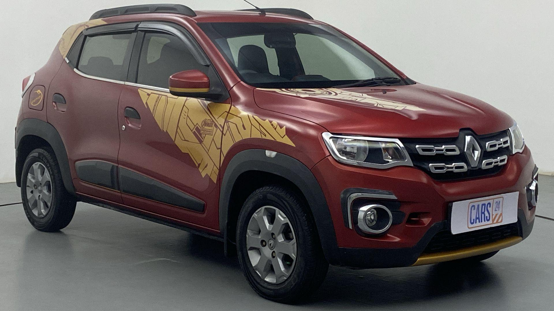 2018 Renault Kwid 1.0 RXT OPT Marvel Edition