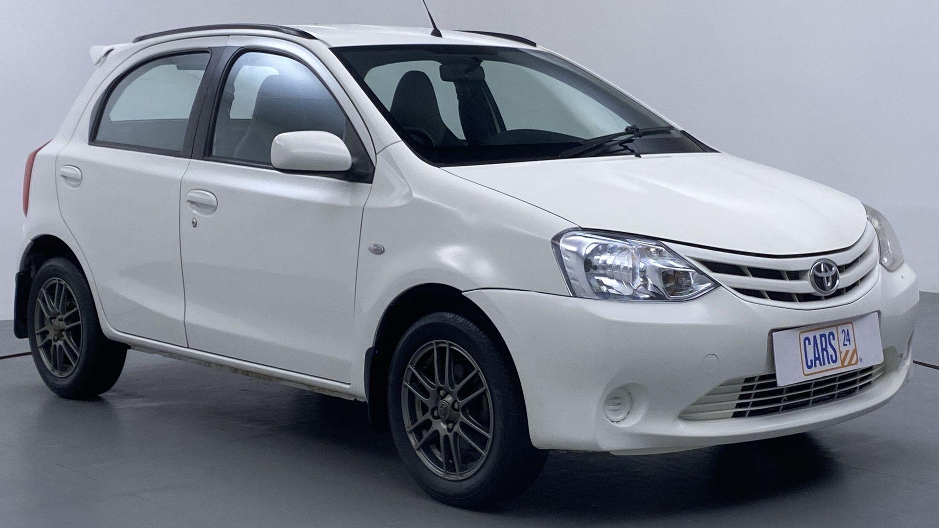 2012 Toyota Etios Liva TRD SPORTIVE PETROL