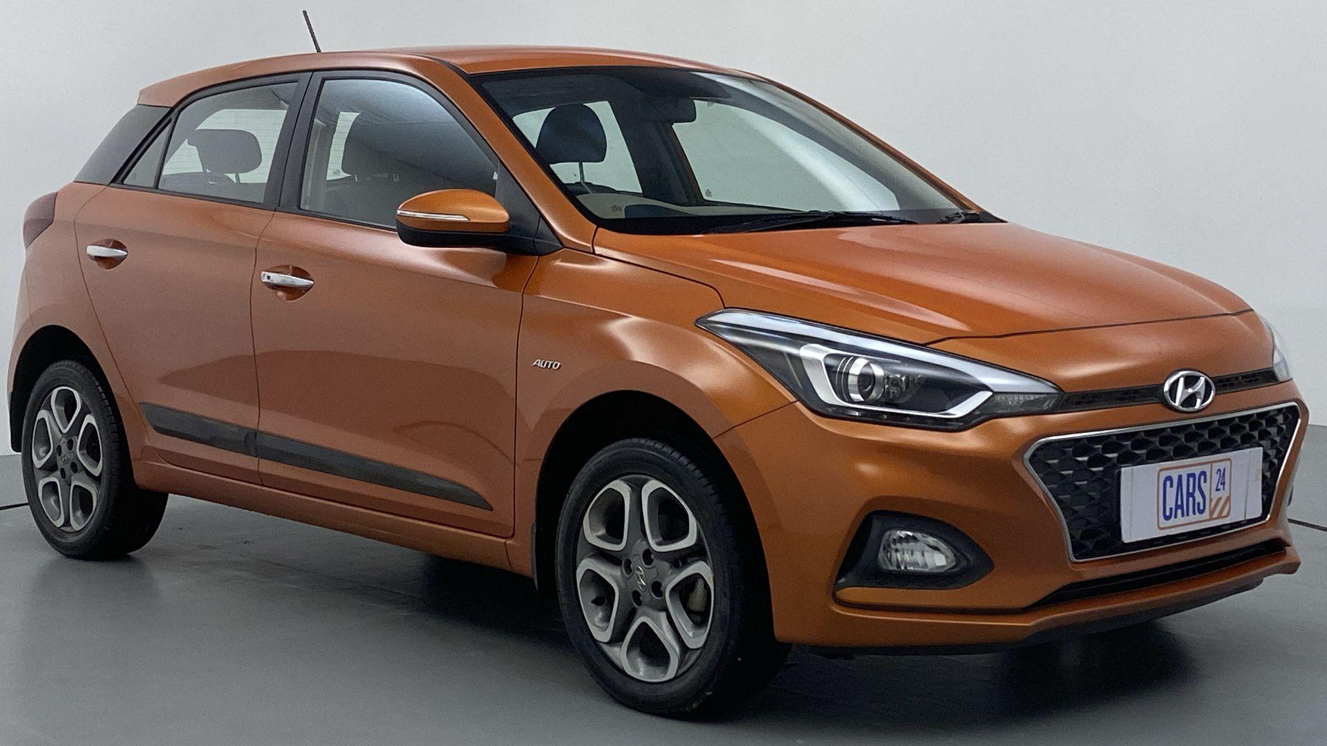 2019 Hyundai Elite i20 1.2  ASTA (O) CVT