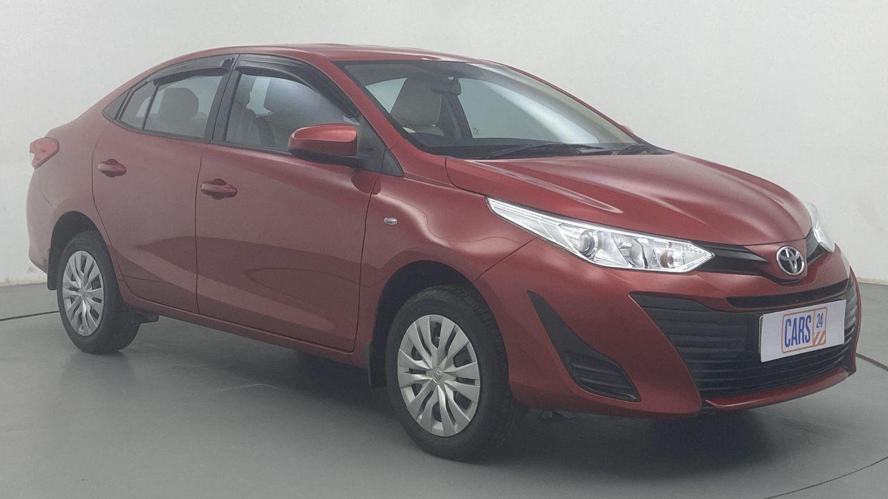 2019 Toyota YARIS J MT