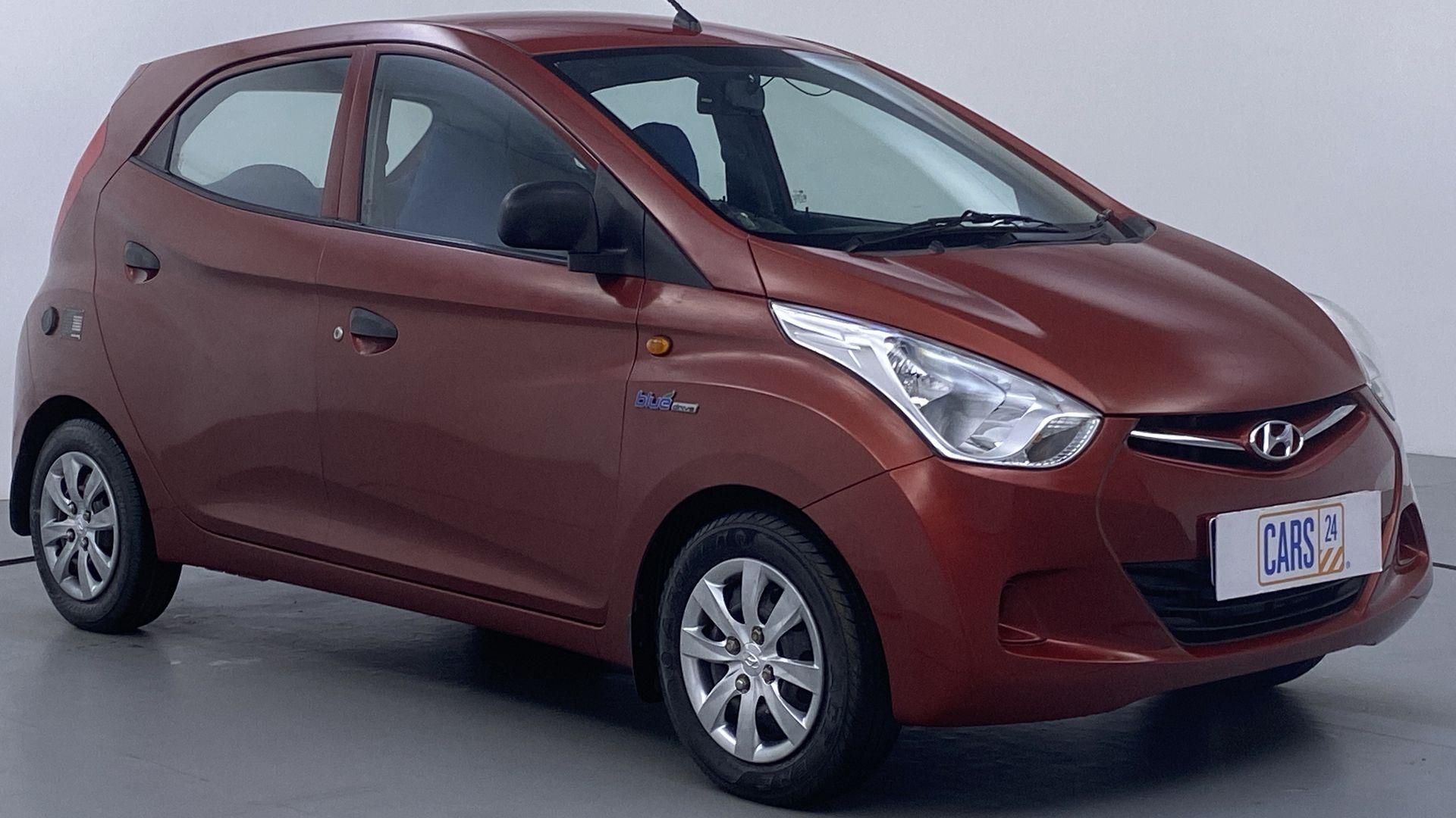 2012 Hyundai Eon MAGNA PLUS LPG