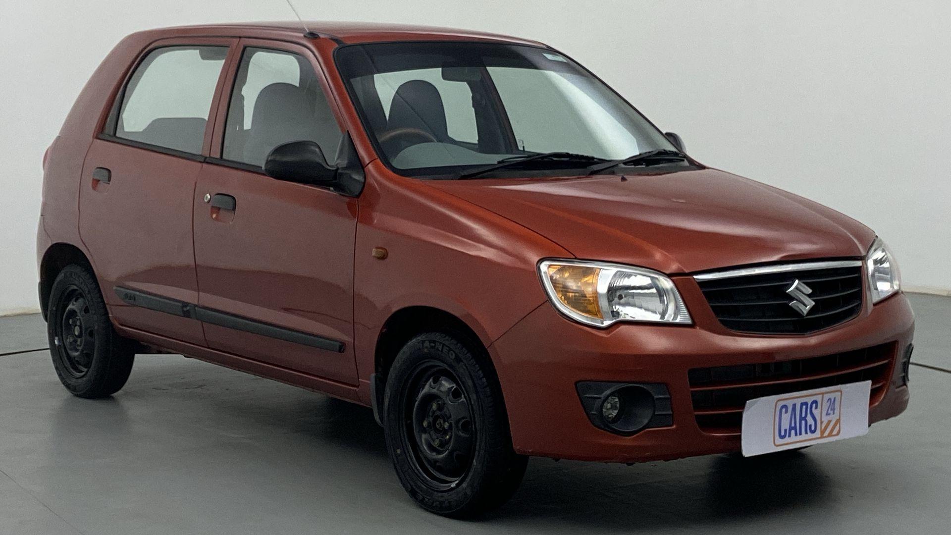 2014 Maruti Alto K10 VXI