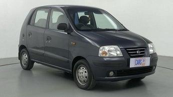 2008 Hyundai Santro Xing GLS LPG