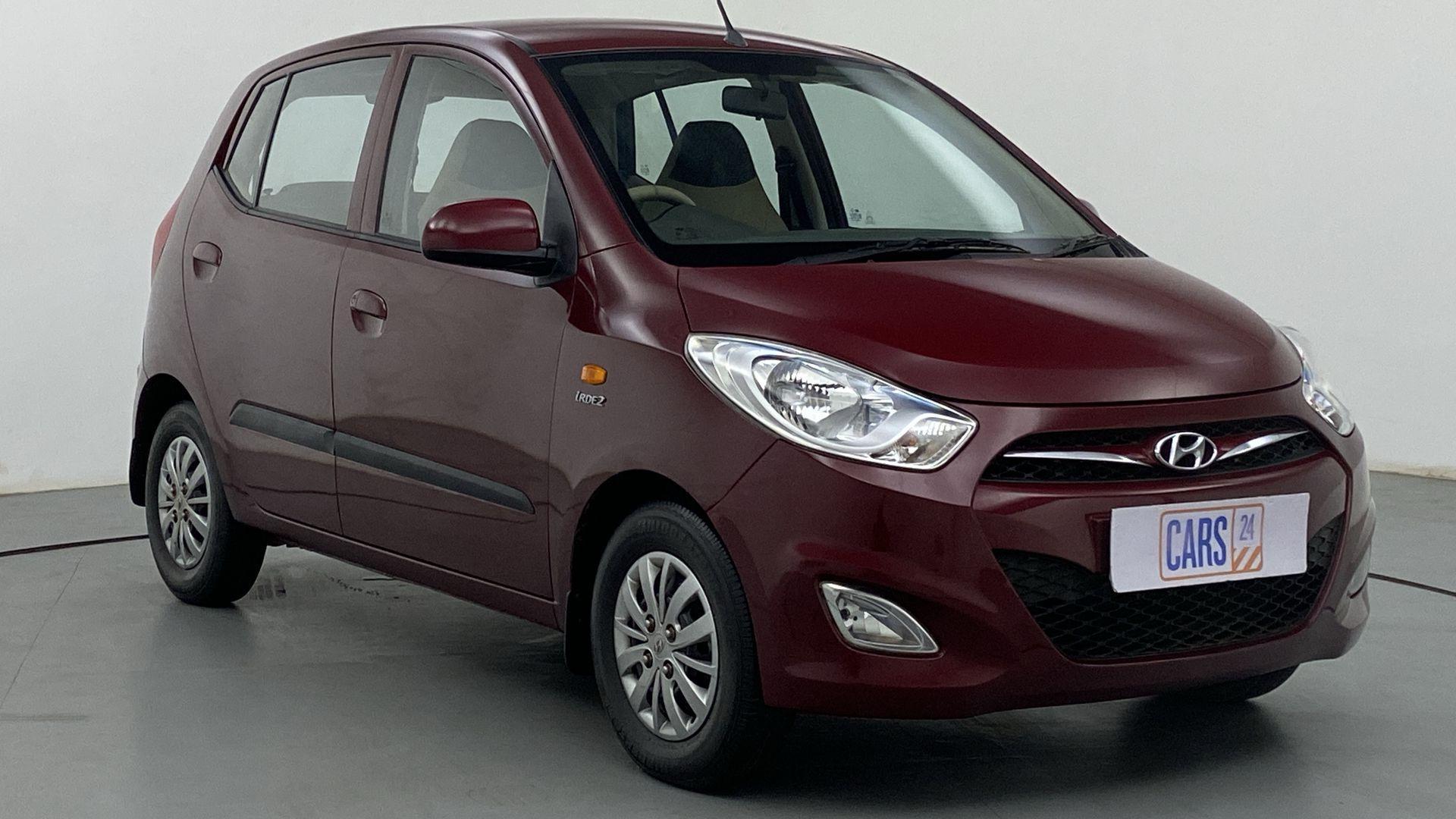 2015 Hyundai i10 SPORTZ 1.1 IRDE2