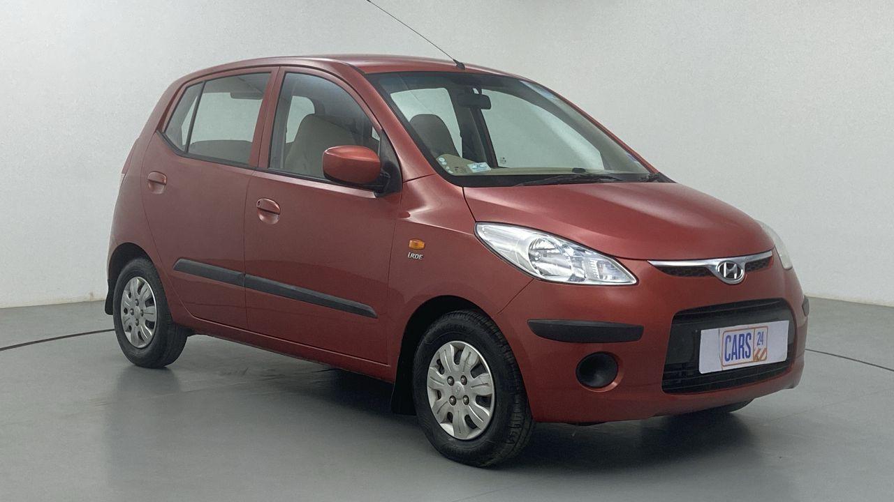 2010 Hyundai i10 MAGNA 1.1 IRDE2