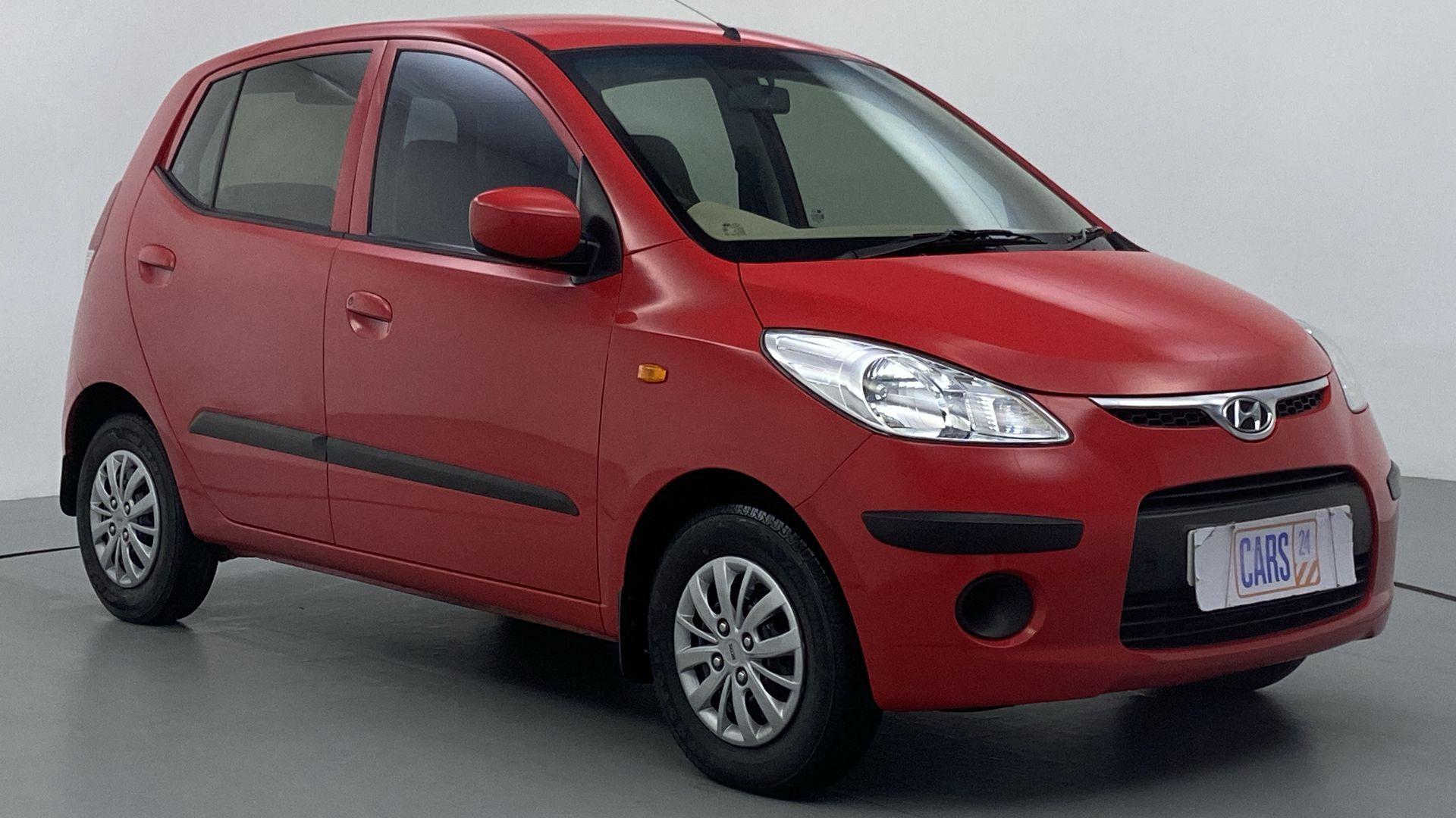 2010 Hyundai i10 MAGNA 1.2 AT