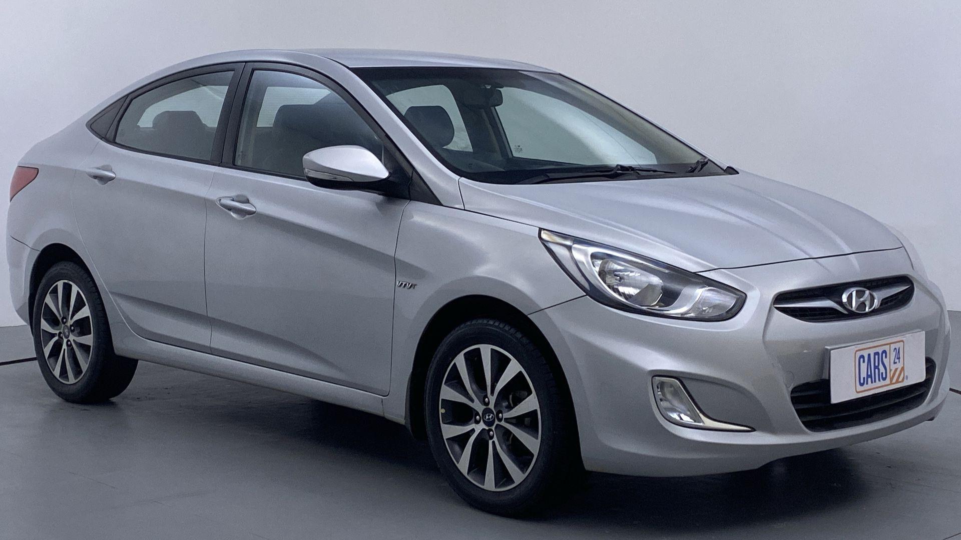 2014 Hyundai Verna FLUIDIC 1.6 SX VTVT
