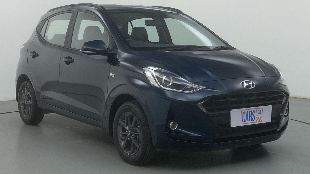 2020 Hyundai GRAND I10 NIOS SPORTZ 1.2 AT