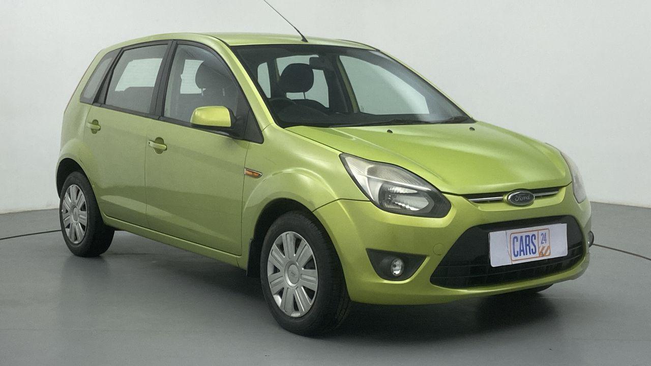 2010 Ford Figo 1.2 TITANIUM DURATEC