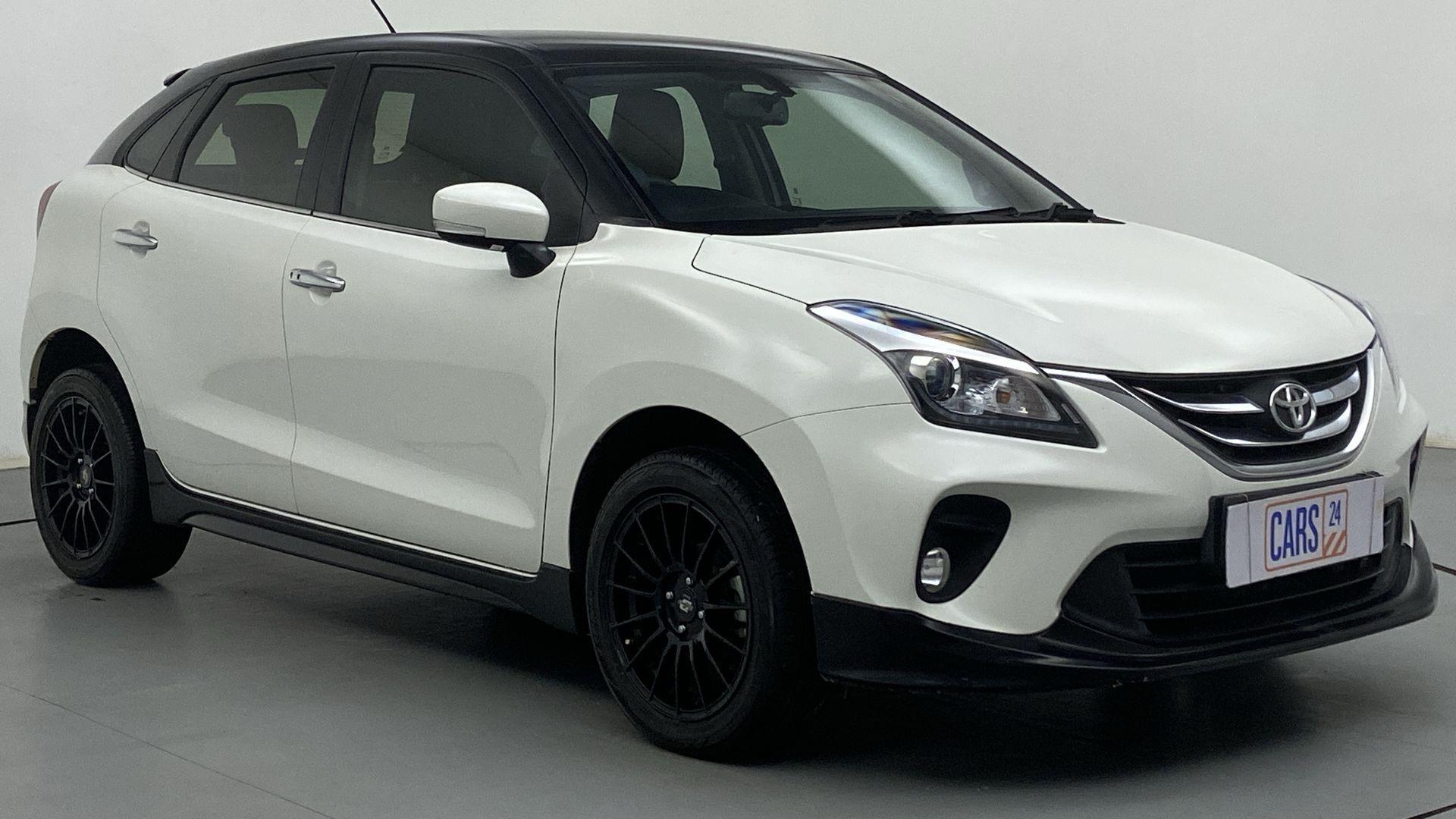 2020 Toyota Glanza V MT PETROL