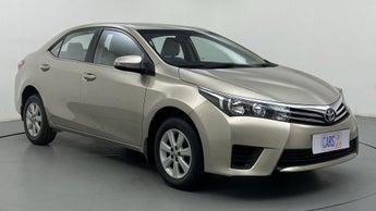 2014 Toyota Corolla Altis D 4D G