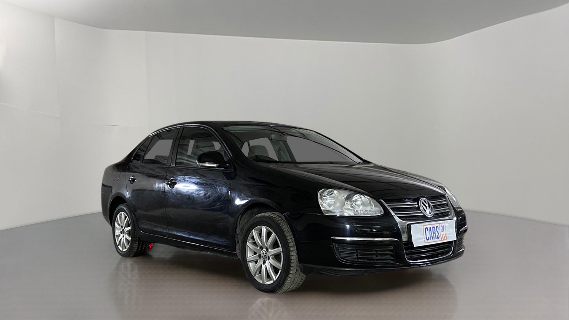 2010 Volkswagen Jetta TRENDLINE 1.6
