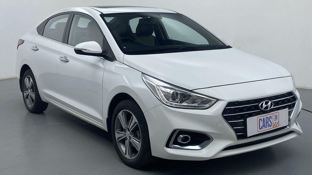 2018 Hyundai Verna 1.6 SX (O) CRDI MT