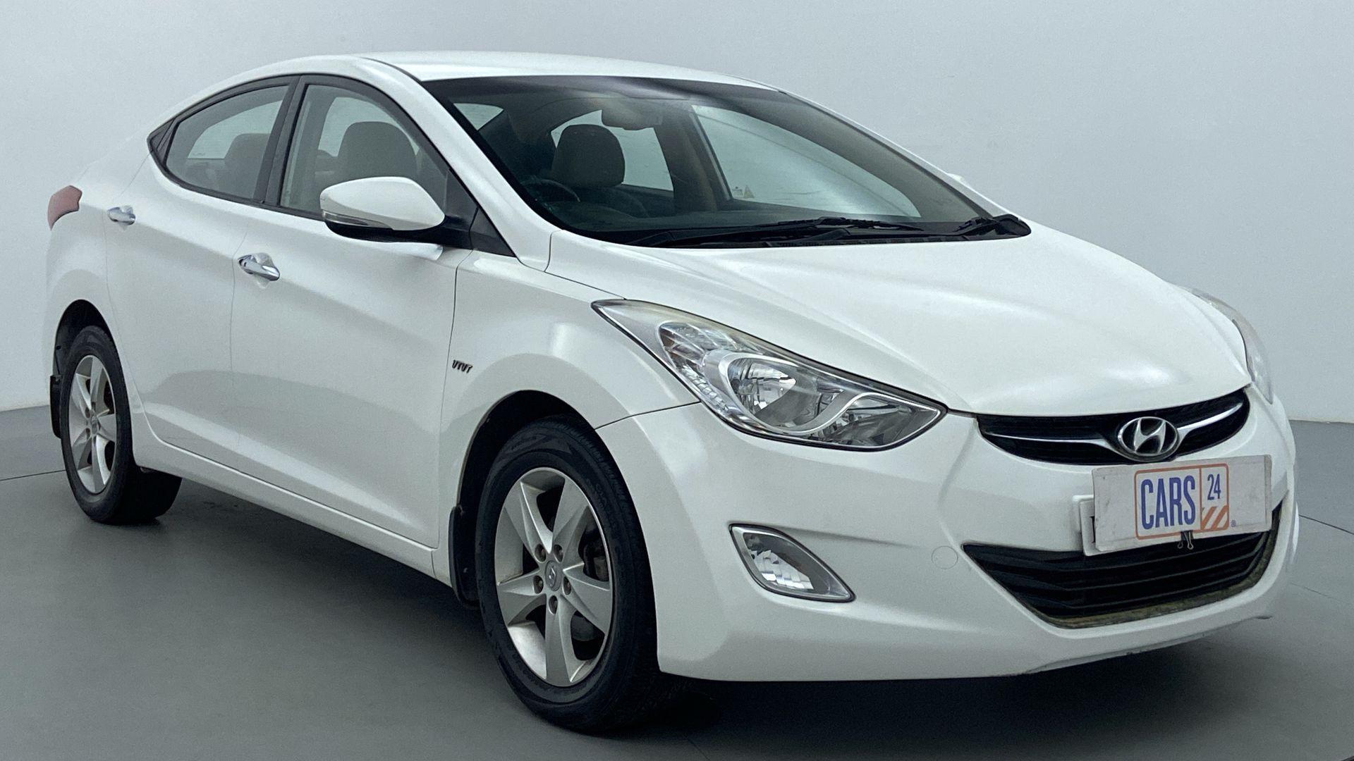 2013 Hyundai New Elantra S 1.8 MT