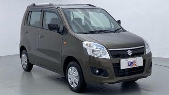 2018 Maruti Wagon R 1.0 LXI CNG