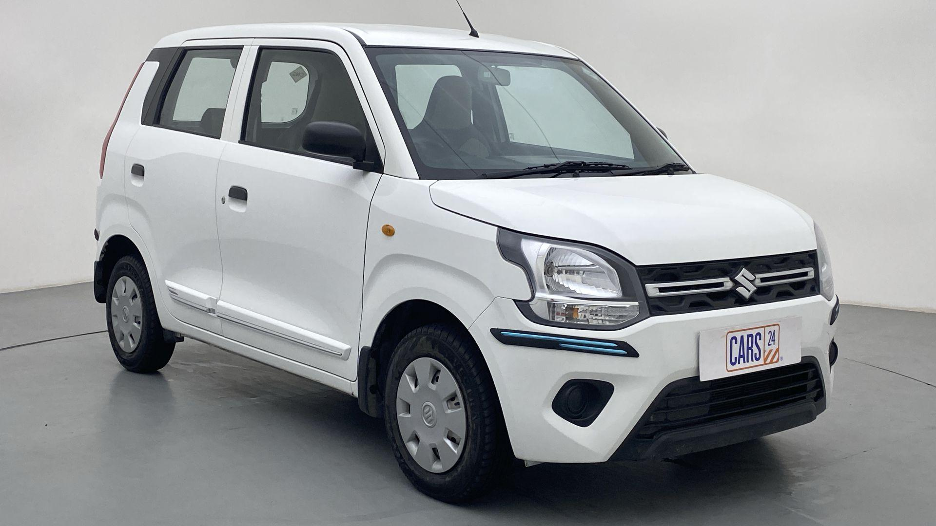 2019 Maruti New  Wagon-R LXI CNG 1.0 L