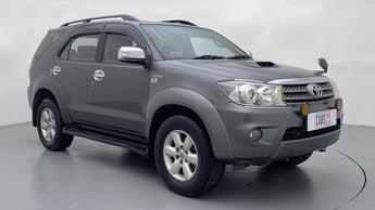 2011 Toyota Fortuner 3.0 MT 4X4