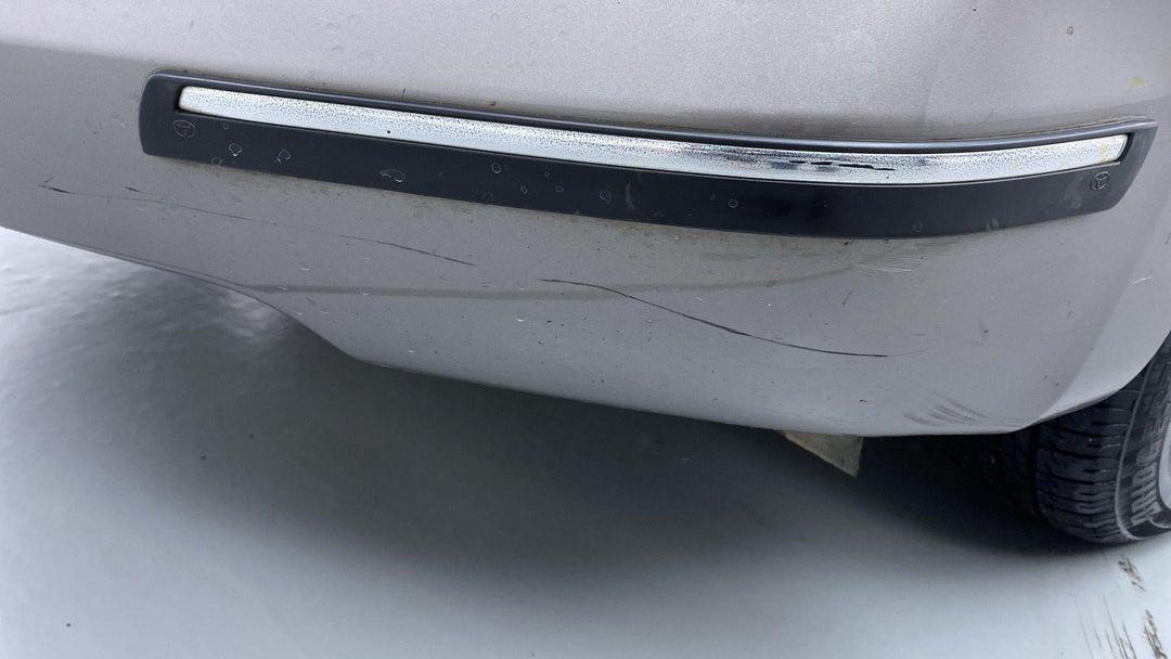 Front Left Bumper/Cover Heavy Scratch