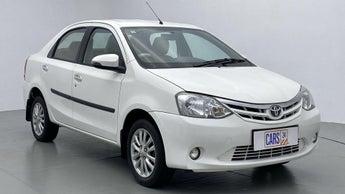 2013 Toyota Etios V