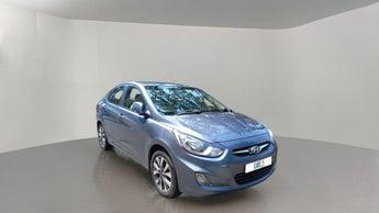 2013 Hyundai Verna FLUIDIC 1.6 SX VTVT