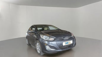 2012 Hyundai Verna FLUIDIC 1.6 EX CRDI