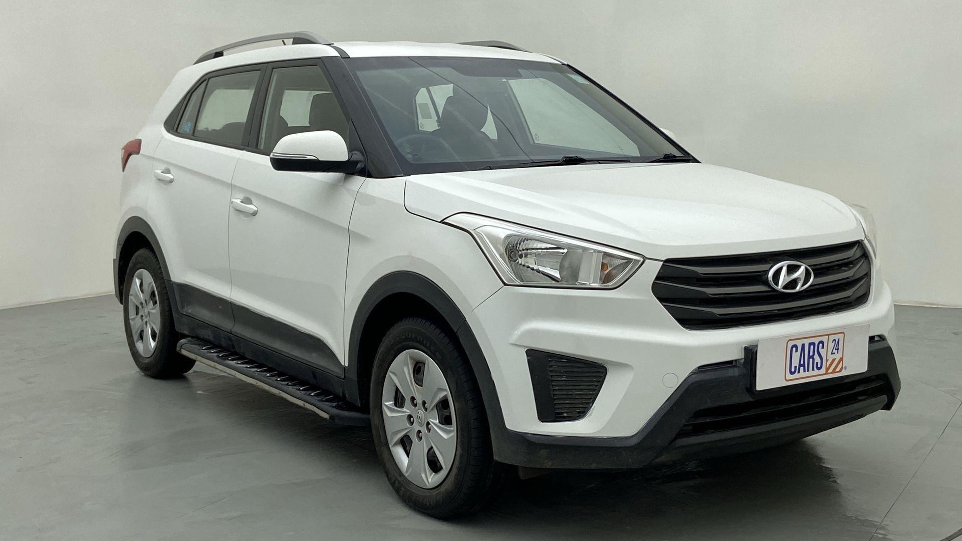 2017 Hyundai Creta 1.6 E + VTVT