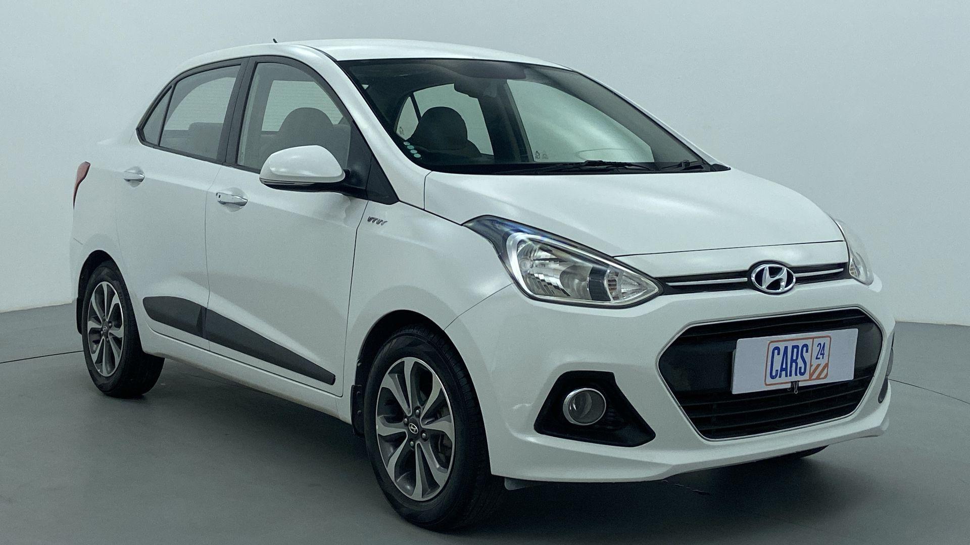 2014 Hyundai Xcent SX 1.2