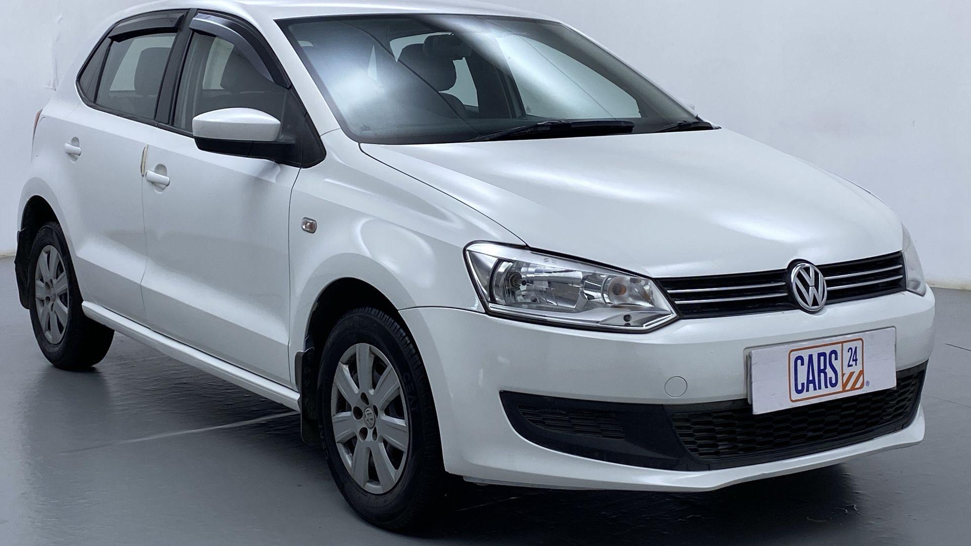 2011 Volkswagen Polo COMFORTLINE 1.2L PETROL