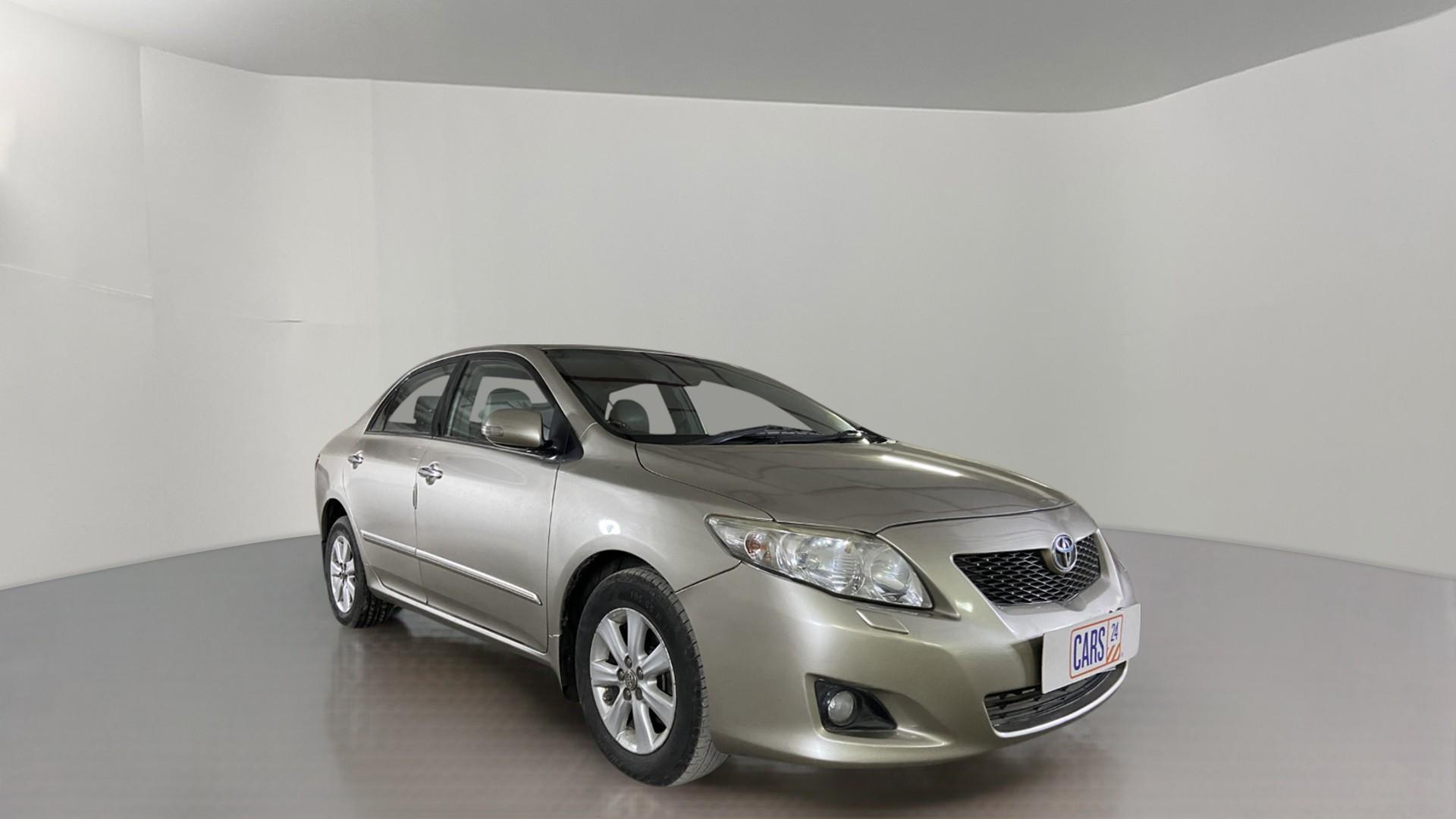 2010 Toyota Corolla Altis D 4D GL