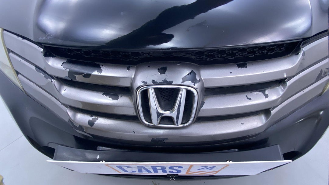 FRONT BUMPER CEN. GRILLE-SCRN COLLISION DAMAGE (REPAIR REQUIRED)
