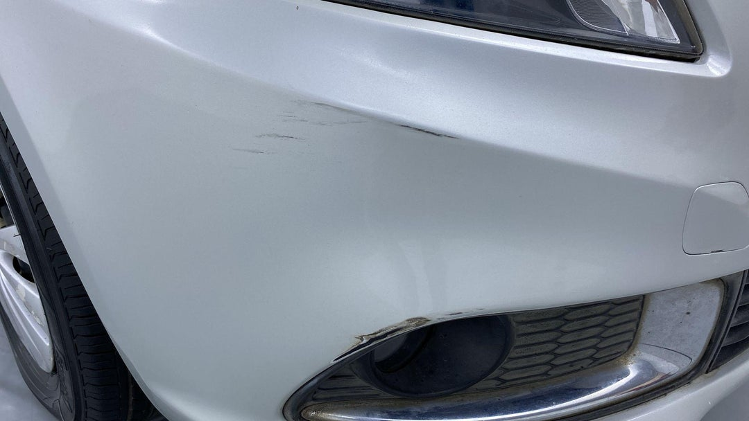 Front Right Bumper/Cover Multiple Scratches Heavy