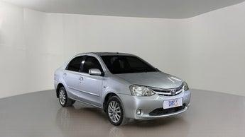 2012 Toyota Etios VD