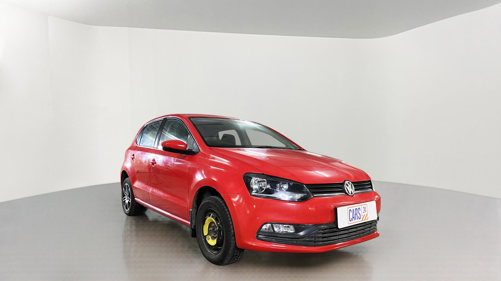 2018 Volkswagen Polo Trendline 1.0 L Petrol