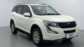 2015 Mahindra XUV500 W10