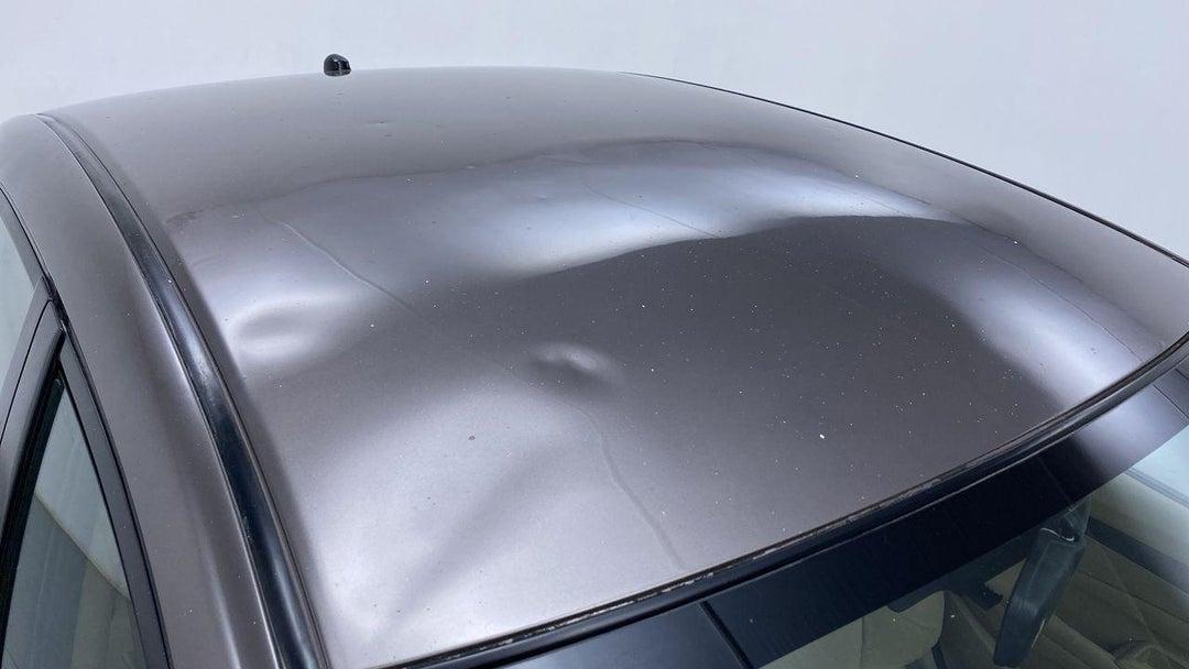 Roof Multiple Dents/No Paint Damage (PDR-6 dents)
