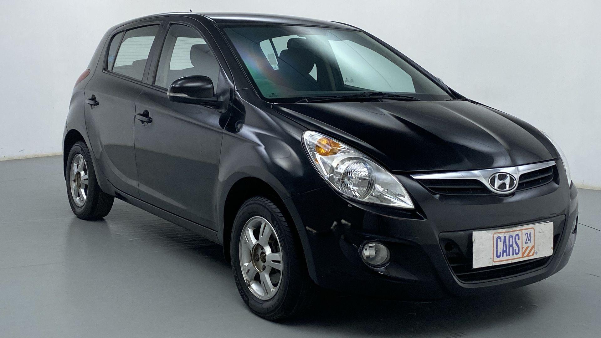 2011 Hyundai i20 ASTA 1.2
