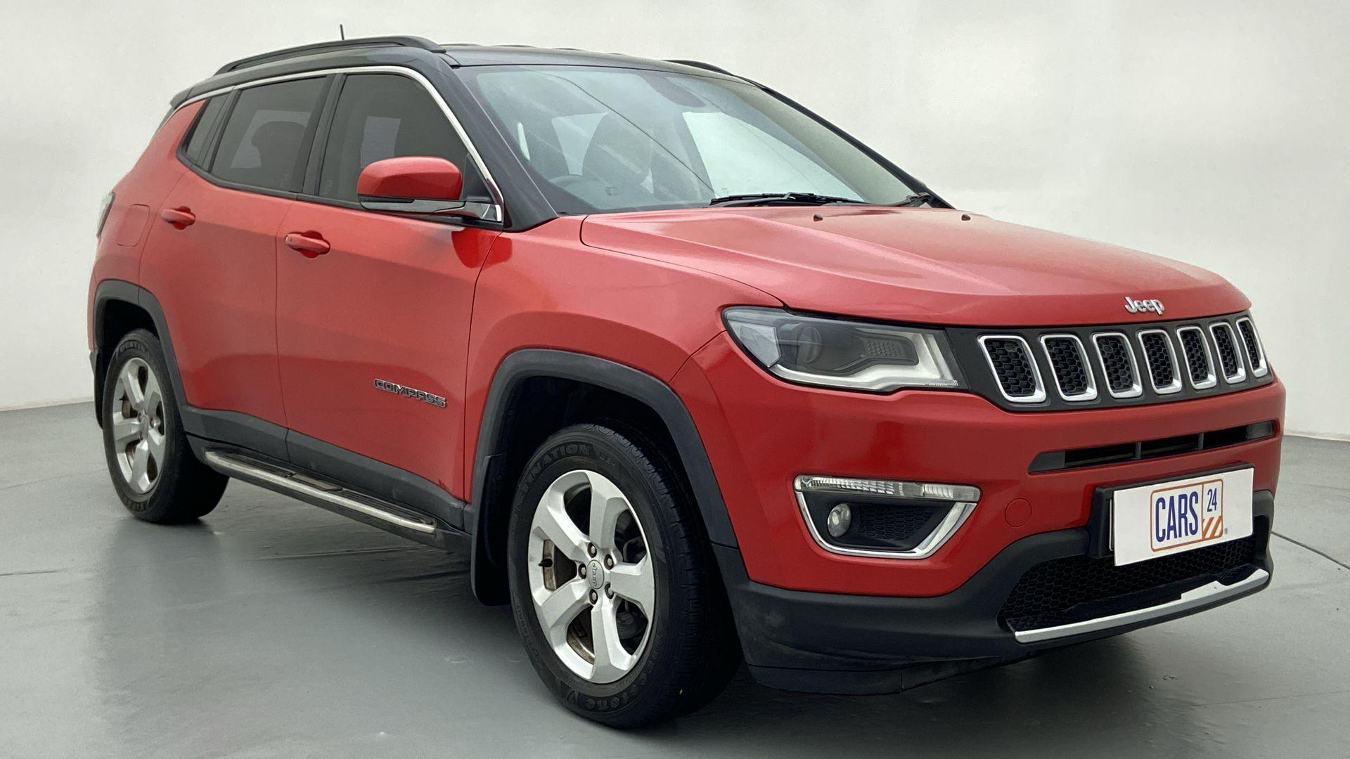 2018 Jeep Compass LIMITED O 1.4 AT