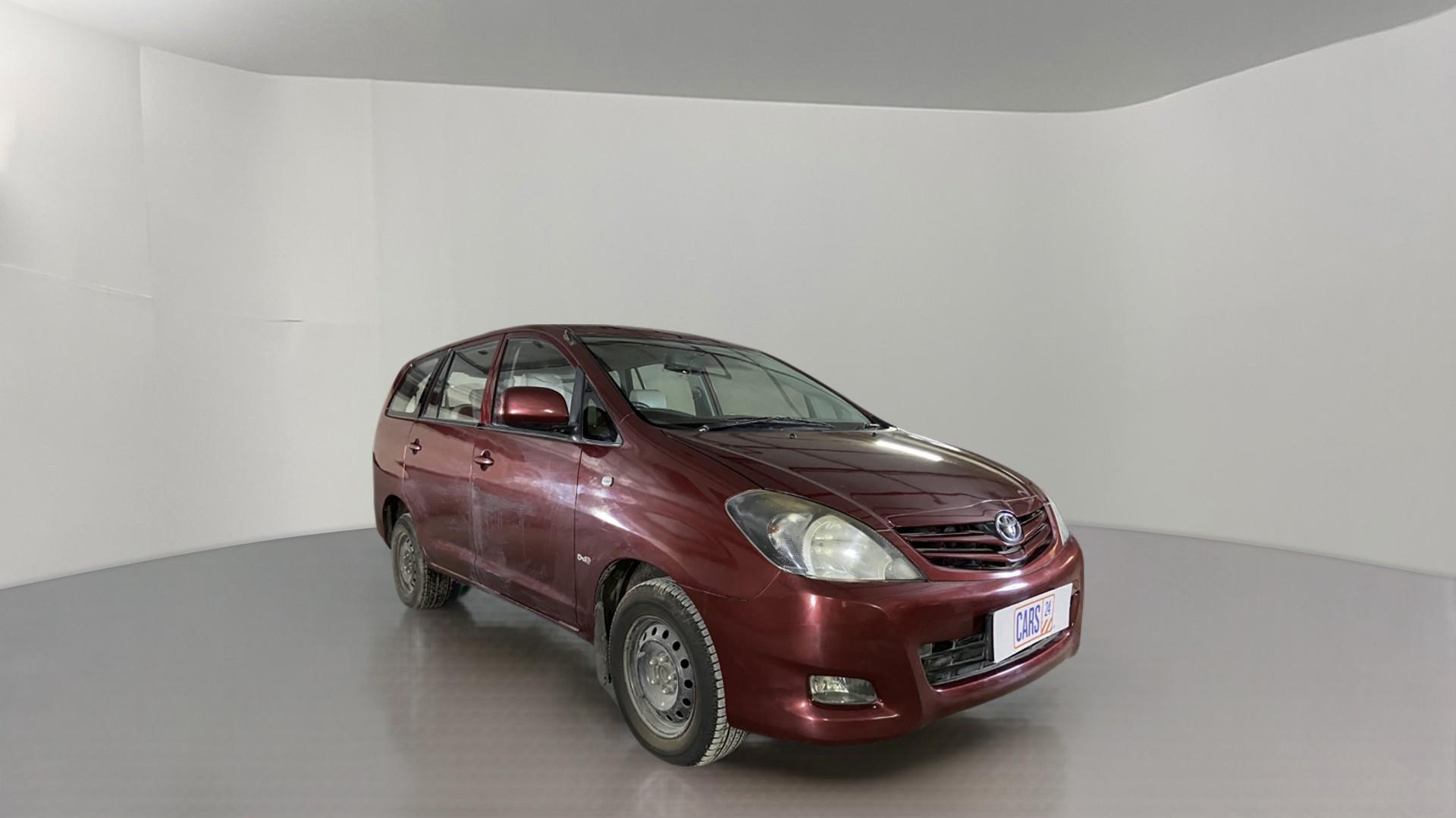 2009 Toyota Innova 2.5 G4 8 STR