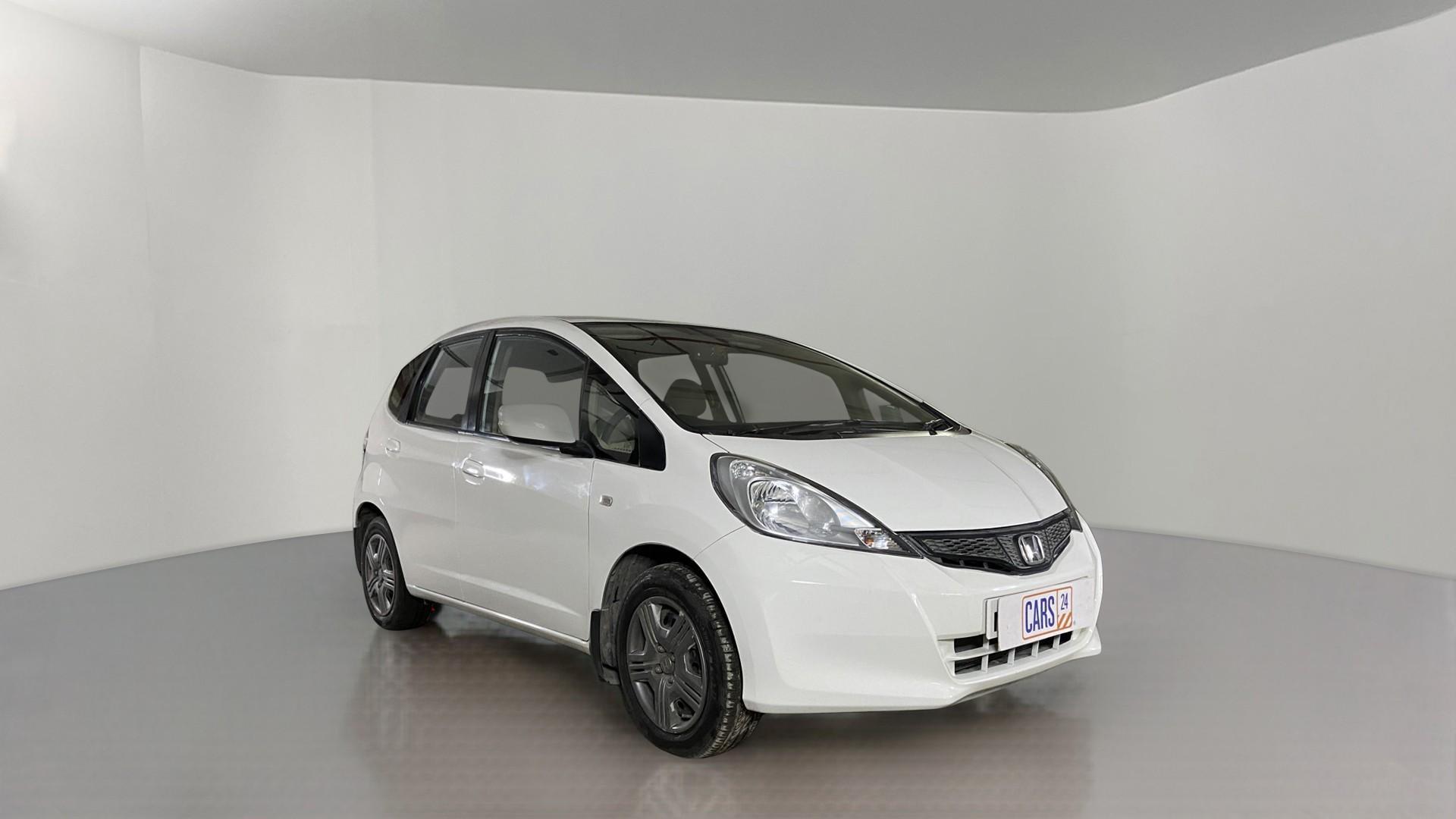 2012 Honda Jazz 1.2 BASE I VTEC