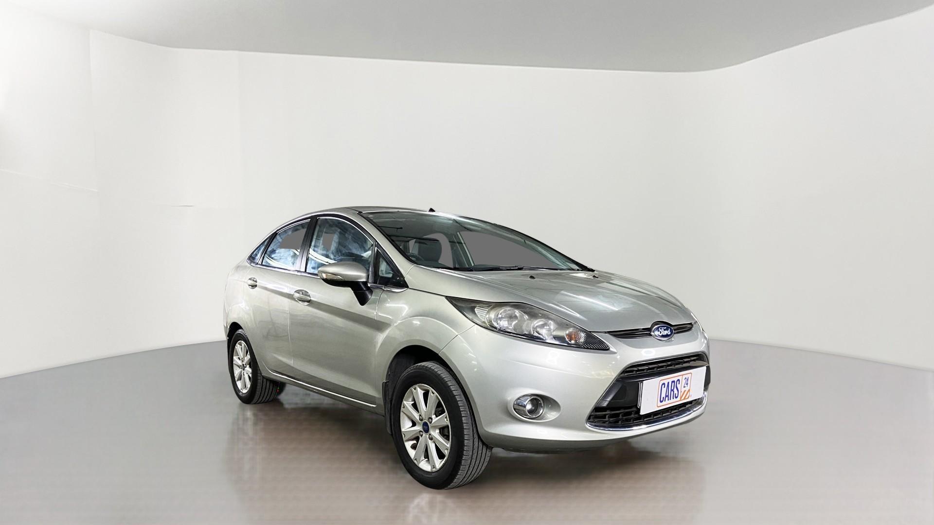 2012 Ford Fiesta TITANIUM PLUS PETROL AT