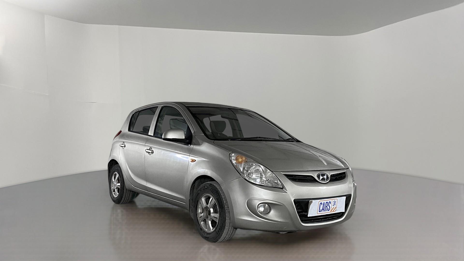 2009 Hyundai i20 ASTA 1.4 CRDI
