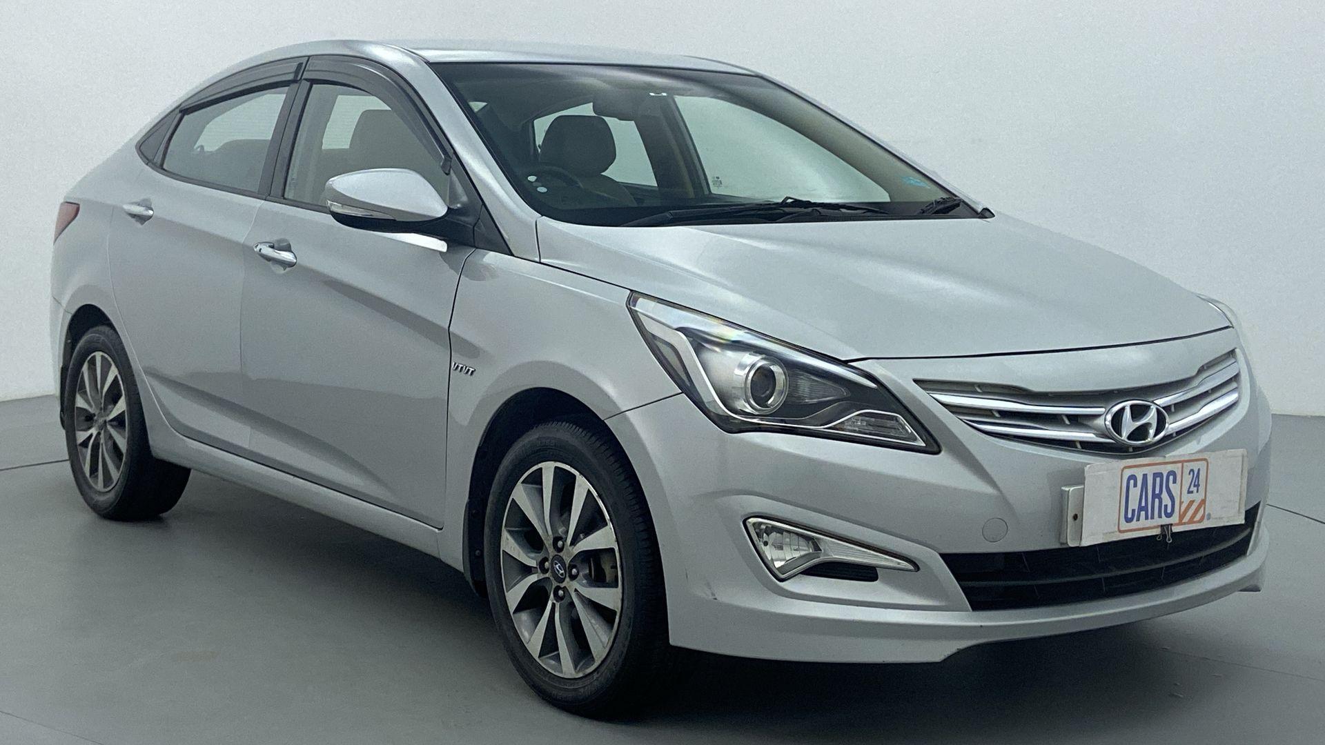 2015 Hyundai Verna FLUIDIC 1.6 VTVT S (O)  MT