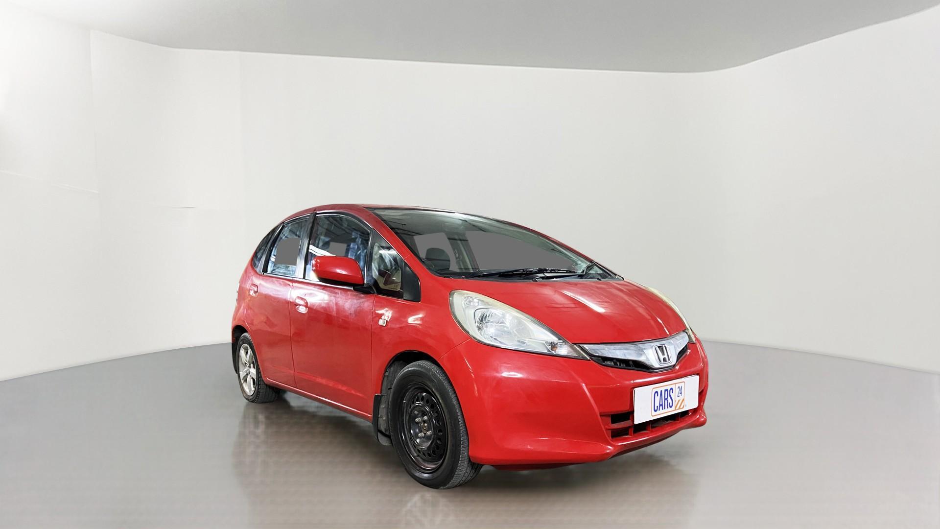 2011 Honda Jazz 1.2 SELECT I VTEC