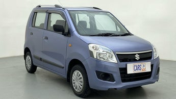 2017 Maruti Wagon R 1.0 LXI CNG