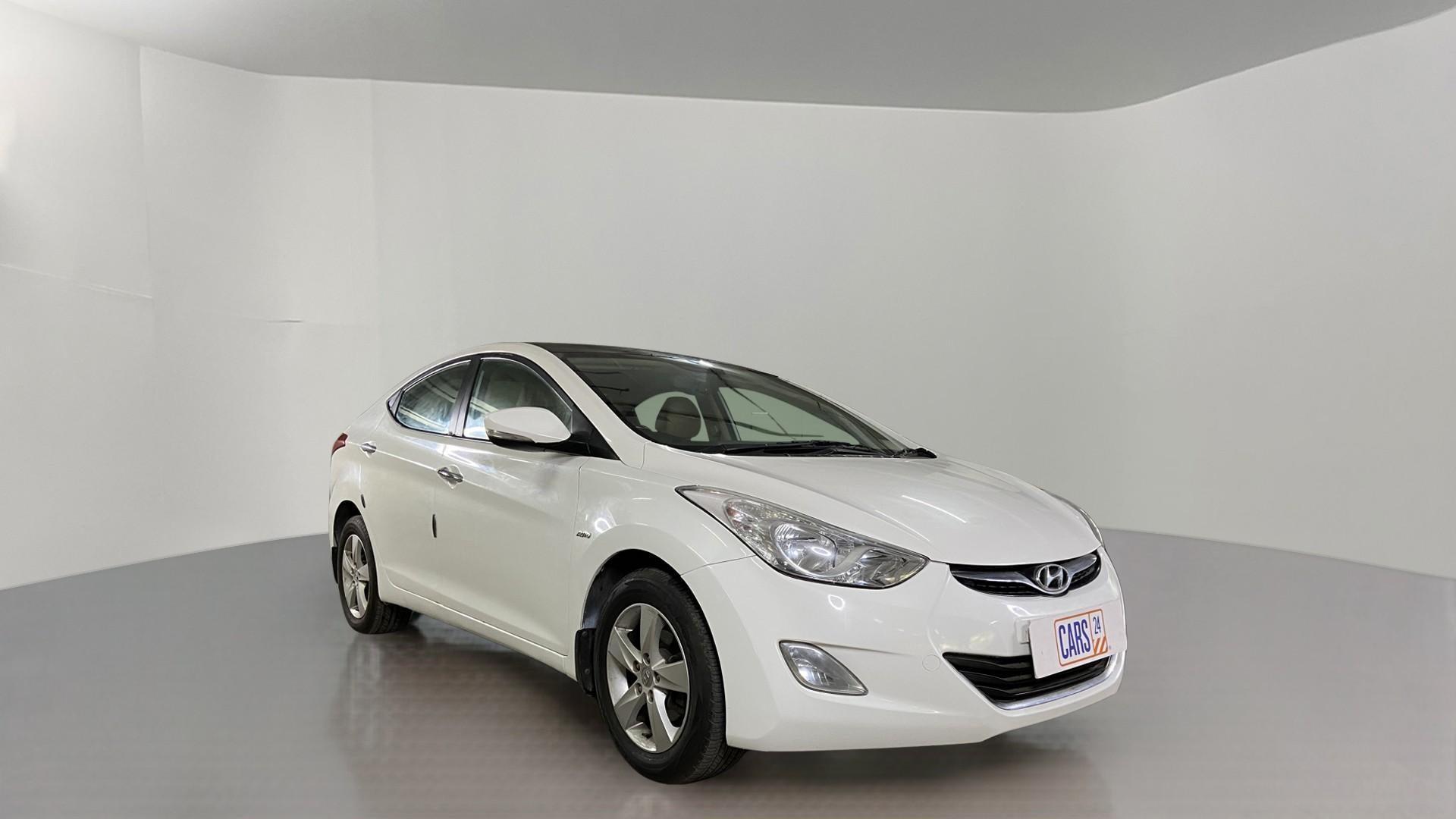 2013 Hyundai New Elantra SX 1.8 AT