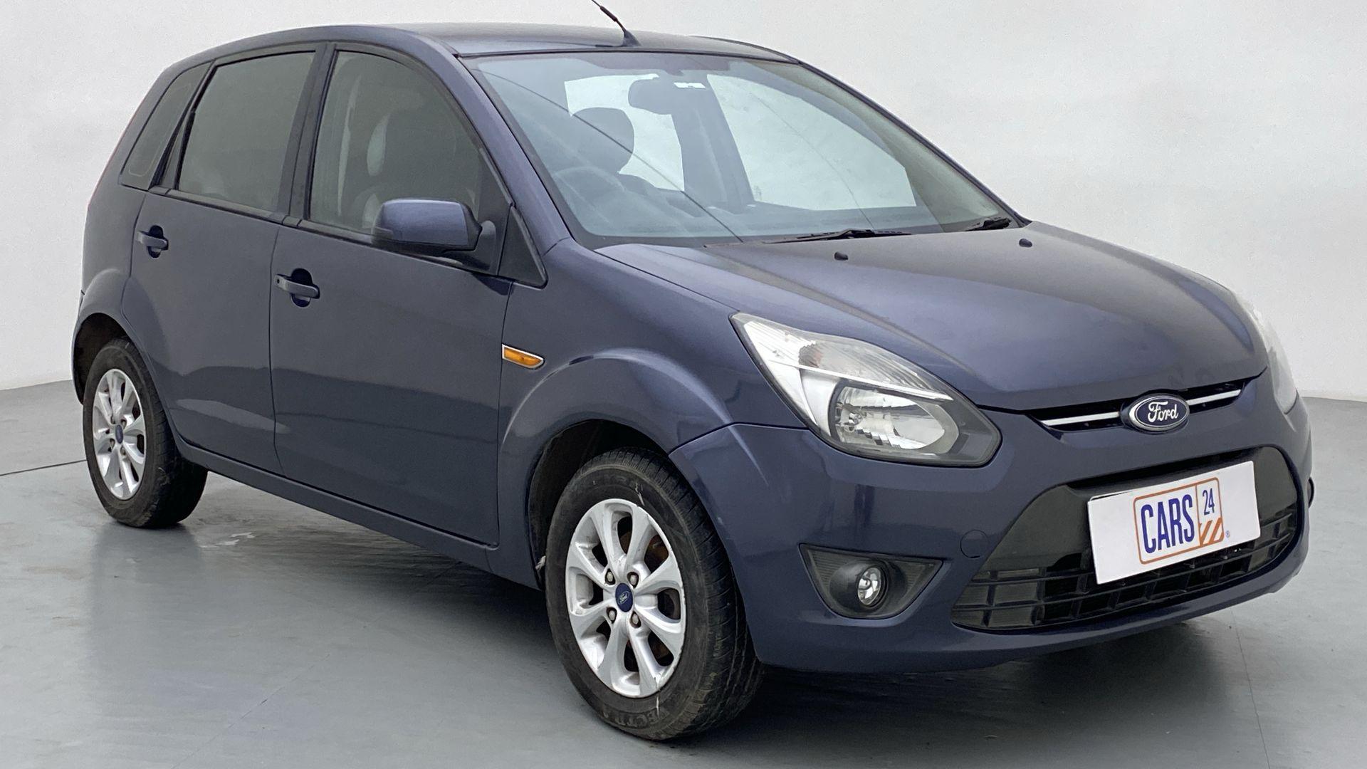 2012 Ford Figo 1.4 TITANIUM DURATORQ