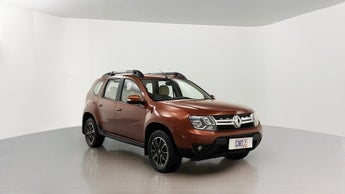 2016 Renault Duster RXL AMT 110 PS