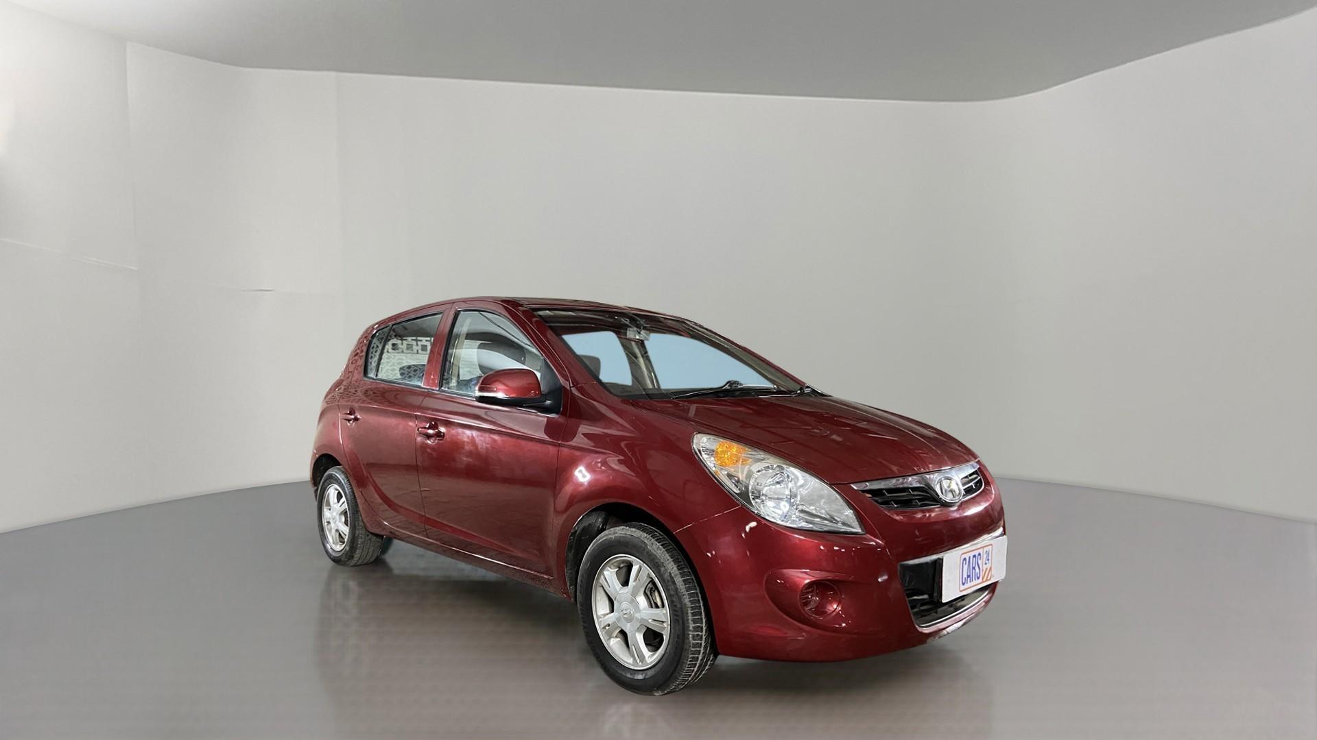 2011 Hyundai i20 SPORTZ 1.2 O