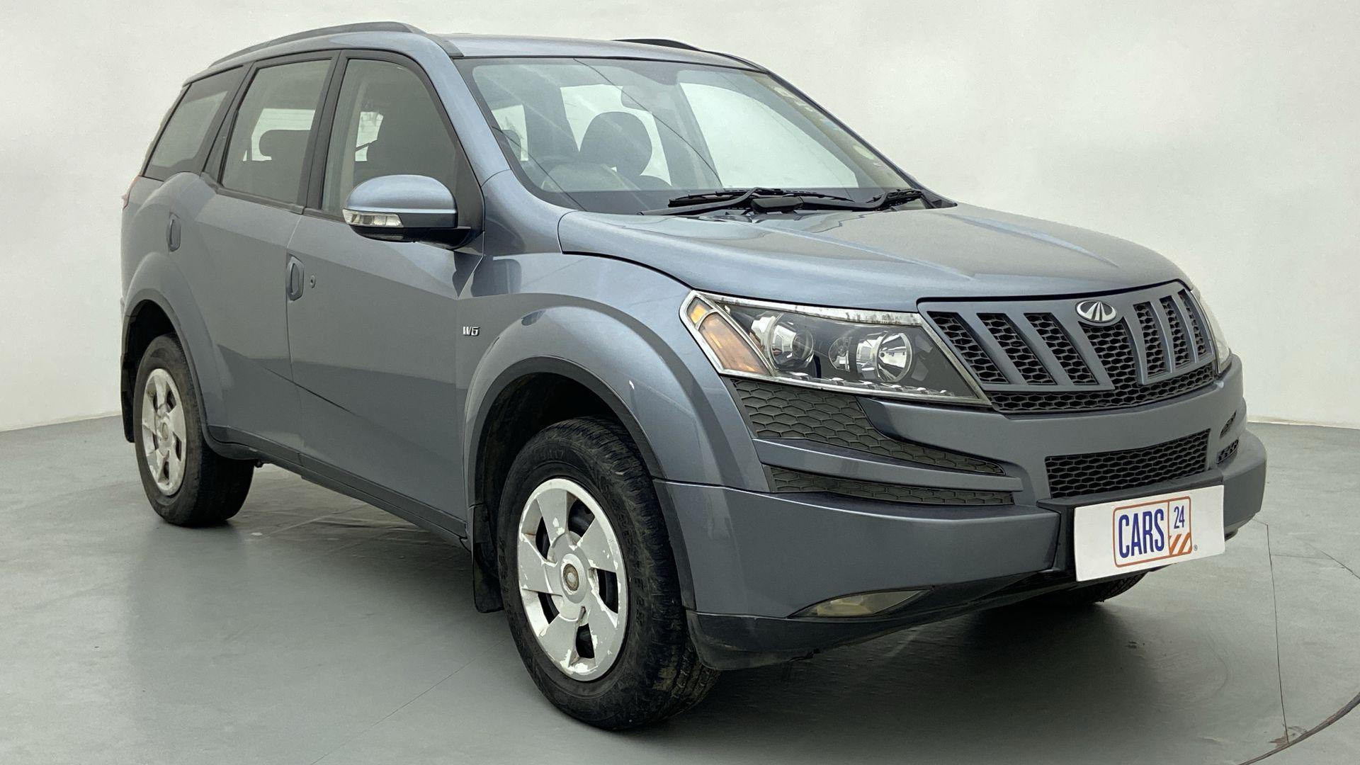 2011 Mahindra XUV500 W6 4X2