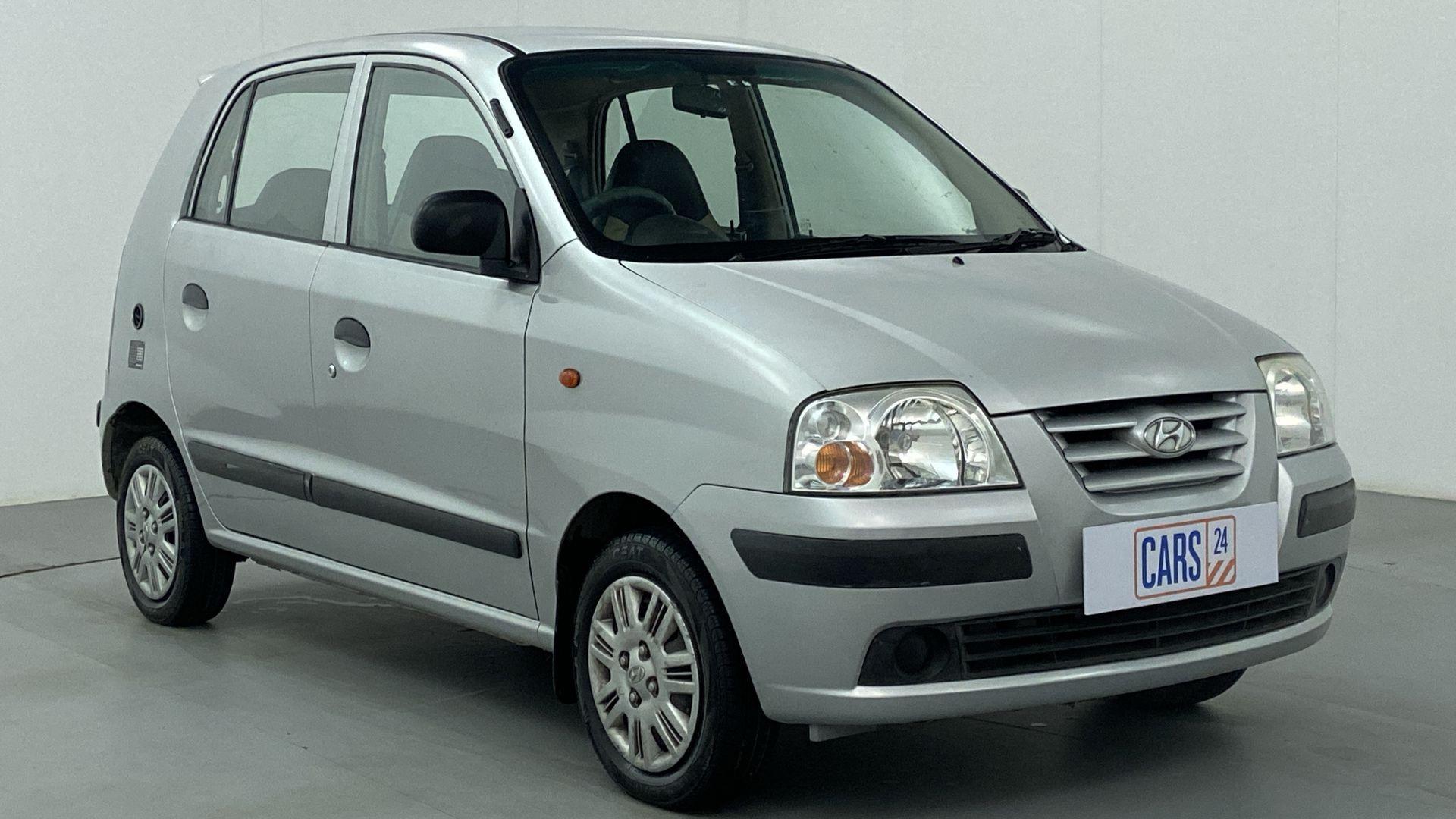 2010 Hyundai Santro Xing GLS LPG